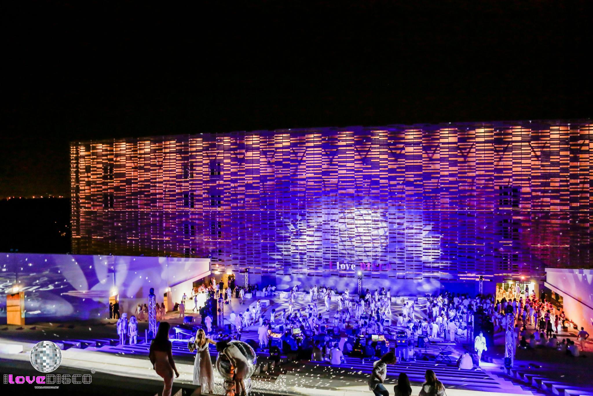 Cavea del Teatro dell'Opera di Firenze
