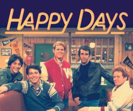 Nell'era della disco arrivano anche gli 'Happy Days'