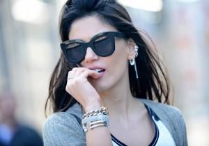 Gli occhiali 70s vanno sempre di moda
