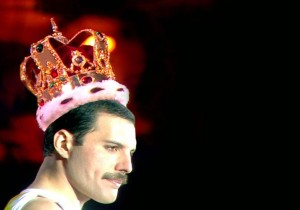 The Queen of 70s: Freddie Mercury