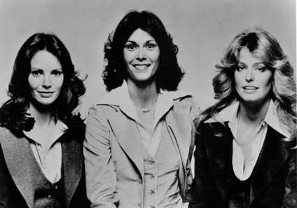 Una serie tv mito dei '70: Charlie's Angels