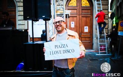 Piazza I Love Disco