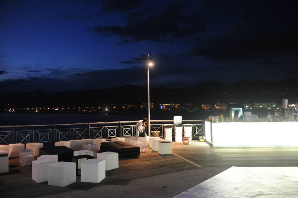 Pontile di Marina di Pietrasanta