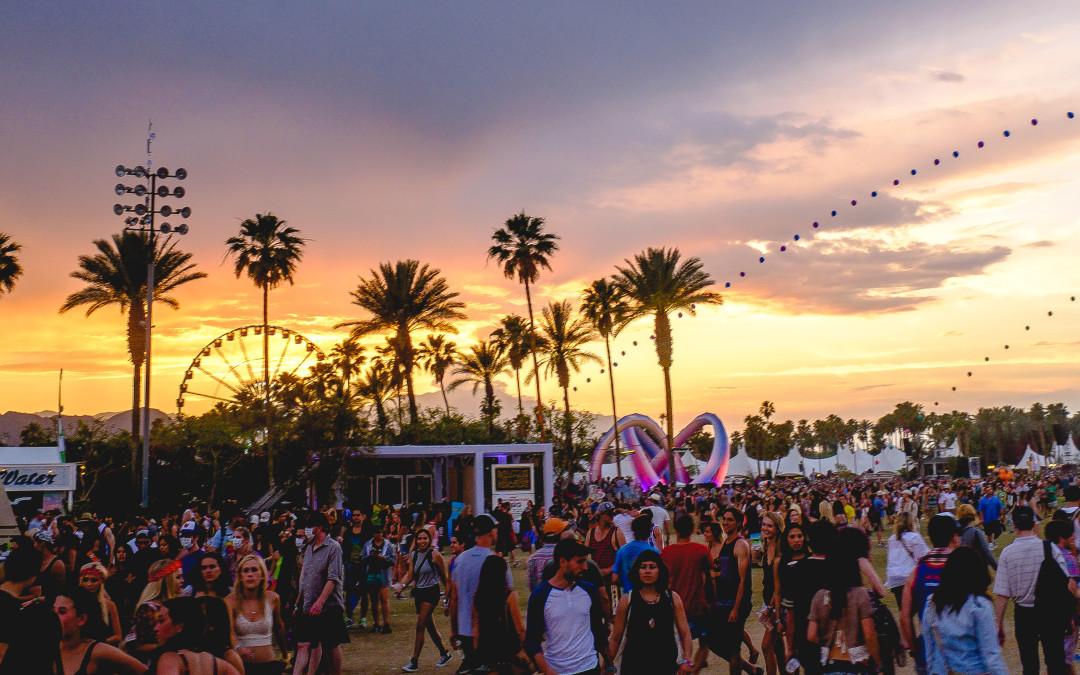 Coachella..il Festival d'ispirazione 70 da non perdere