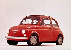 Storia di un mito: la FIAT 500