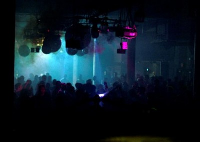 Underground and clubs
